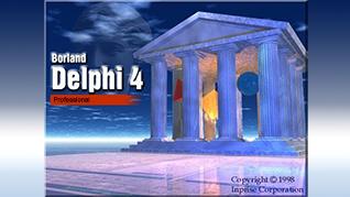 Got a copy of Delphi 4 Professional