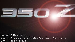 My 350Z page