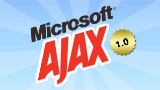Microsoft AJAX 1.0 Released
