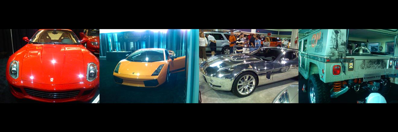 Tampa Bay International Auto Show 2007