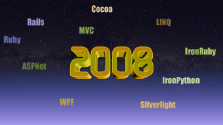 Programming Technologies I Hope to Use in 2008
