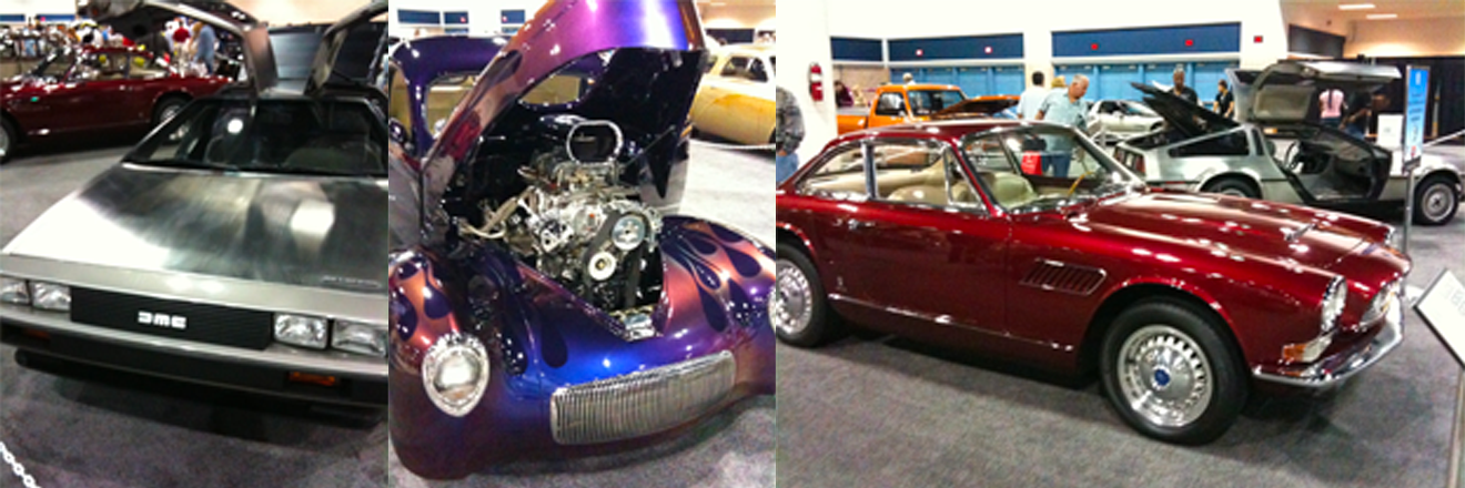 Tampa Bay International Auto Show 2009