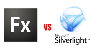 Adobe Flex vs. Microsoft Silverlight