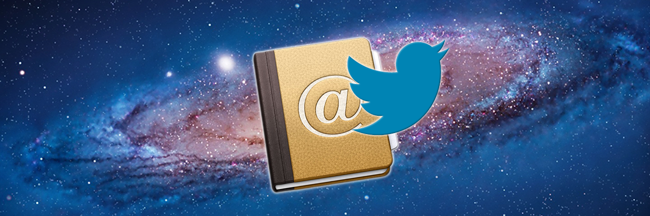 Retrieving Twitter account from Mac OS X Lion's Address Book via MacRuby