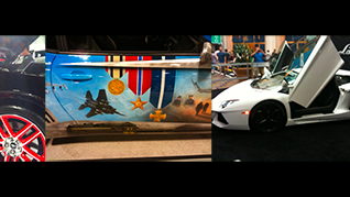 Tampa Bay International Auto Show 2011