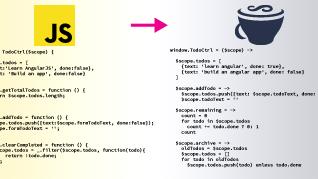 AngularJS Todo sample controller converted to CoffeeScript