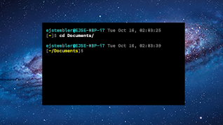 Custom ANSI-colored, Bash command prompt