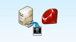 Authenticates a Ruby on Rails User model via LDAP and saves their LDAP photo if they have one