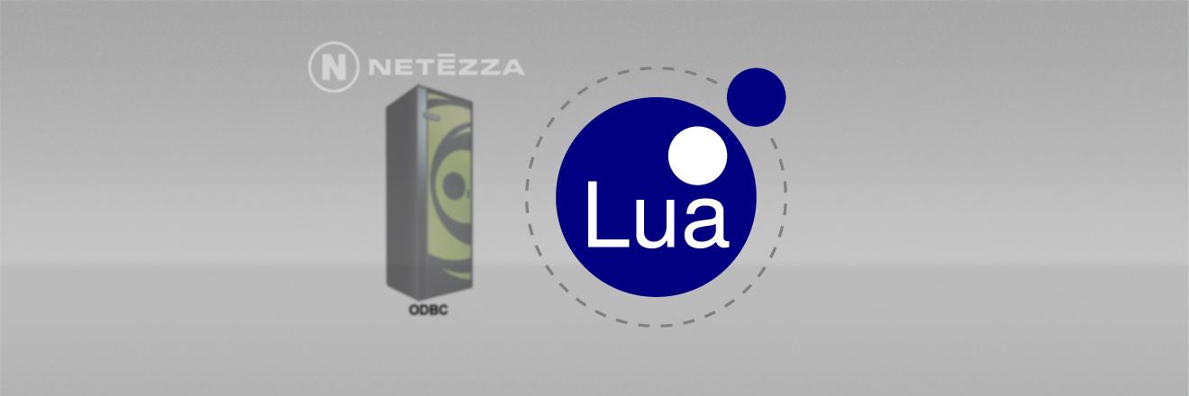 Connect to Netezza via ODBC from Lua