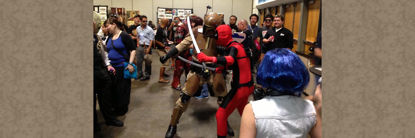 Tampa Bay Comic Con 2013