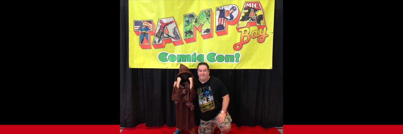 Tampa Bay Comic Con 2015