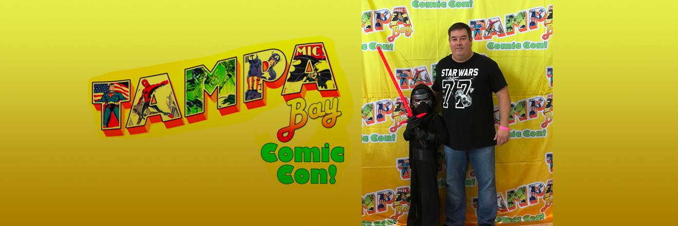 Tampa Bay Comic Con 2016