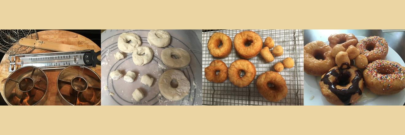 🍩 Biscuit Doughnuts