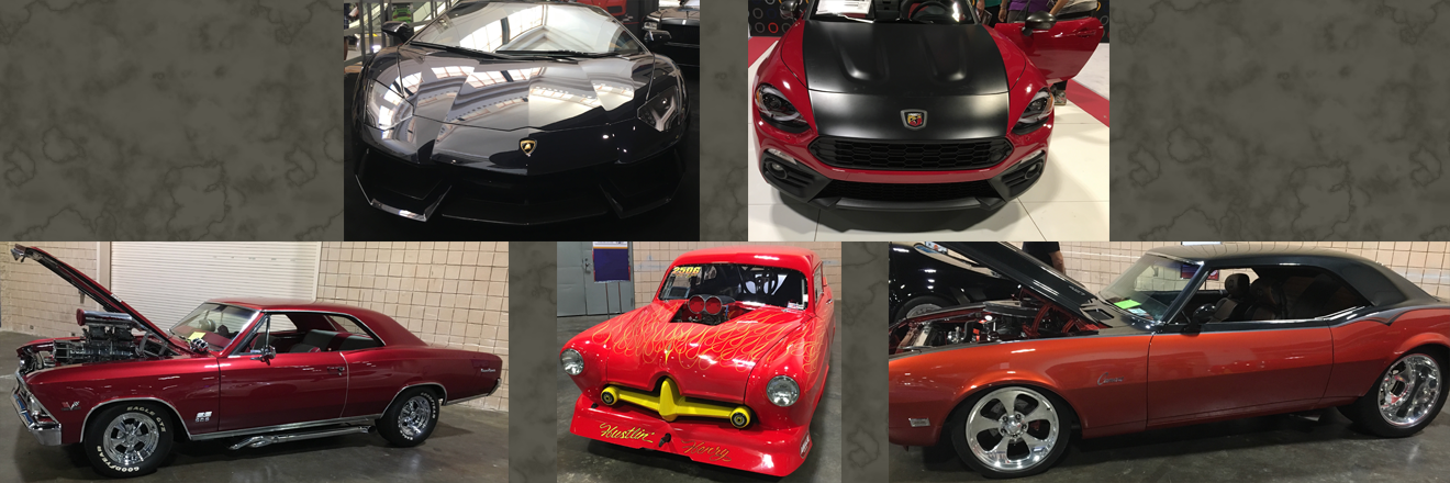 Tampa Bay International Auto Show 2016