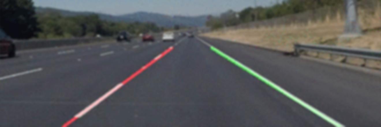 🛣 Lane Detection using Python