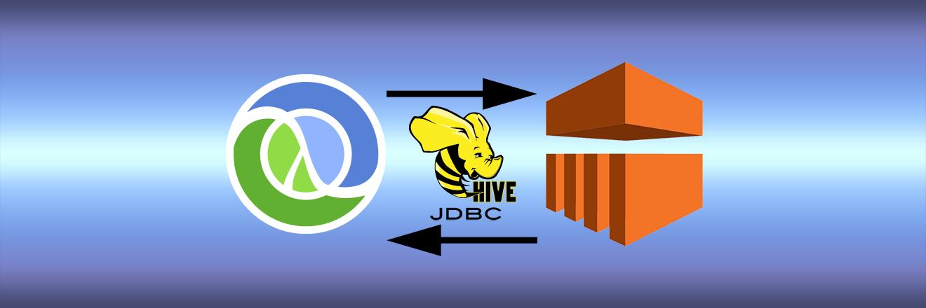 Using Clojure to query AWS EMR via Hive JDBC